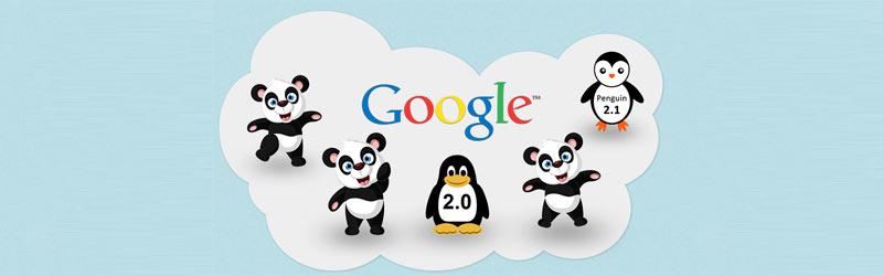 De belangrijkste Google wijzigingen in 2013