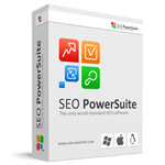 SEO Powersuite, dé SEO software voor serieuze website eigenaren