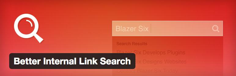 wordpress plugin better internal search