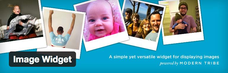 WordPress plugin Image widget