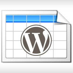 Tabellen in WordPress maken