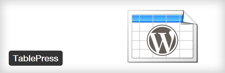 tabellen in wordpress