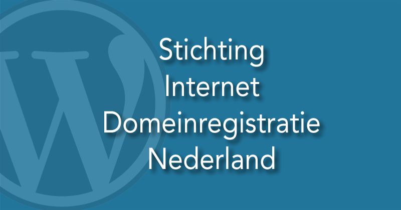 Stichting Internet Domeinregistratie Nederland