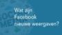 facebook nieuwe weergaven